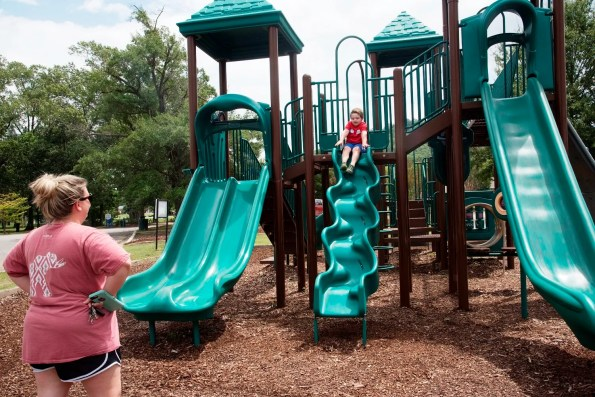 Despite its modest size, Guntersville is a city of 21 parks. (Brittany Faush/Alabama NewsCenter)