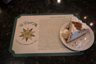 The pie may not be the main reason The Bright Star is thriving after 110 years, but it's surely one of the reasons. (Brittany Faush / Alabama NewsCenter)