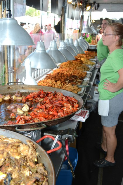 National Shrimp Festival in Gulf Shores. (Contributed)