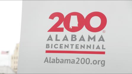Birmingham celebrates Alabama's Bicentennial (Bruce Nix / Alabama NewsCenter)