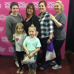 The Southern Women's Show is fun for the whole family. (Contributed)