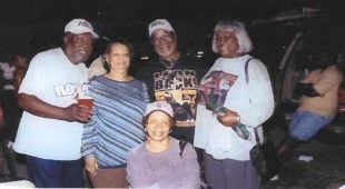 They have more competition these days, but van club members have continued to enjoy Magic City Classic tailgating through the years. (Contributed)
