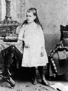 Pattie Belle Ruffner was born in 1875 in West Virginia, and the family soon moved to Nashville, Tennessee, where she lived through her early teenage years. (From Encyclopedia of Alabama, Birmingham Public Library Archives)