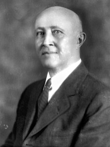 Solon Jacobs was the successful owner of the Birmingham Slag Company when he met and married Pattie Ruffner in 1898. His personal and financial support of his wife, which was atypical at the time, helped Pattie Ruffner Jacobs's crusade for women's right to vote. (From Encyclopedia of Alabama, courtesy of Birmingham Public Library Archives)