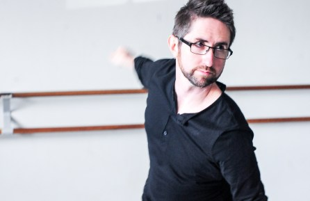 "Kristopher Estes-Brown, choreographer of ""Last Stop,"" has earned national acclaim, and is founder of Concept Zero dance company in Kansas City. (Contributed)"
