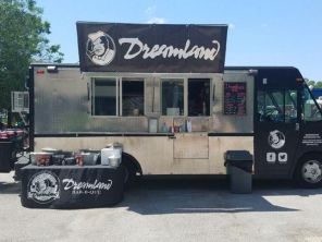 Dreamland pulls its famous barbecue in its Dream Truck into the competition. (contributed)