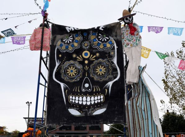 Dia de los Muertos celebrates loved ones who have passed. (Donna Cope/Alabama NewsCenter)