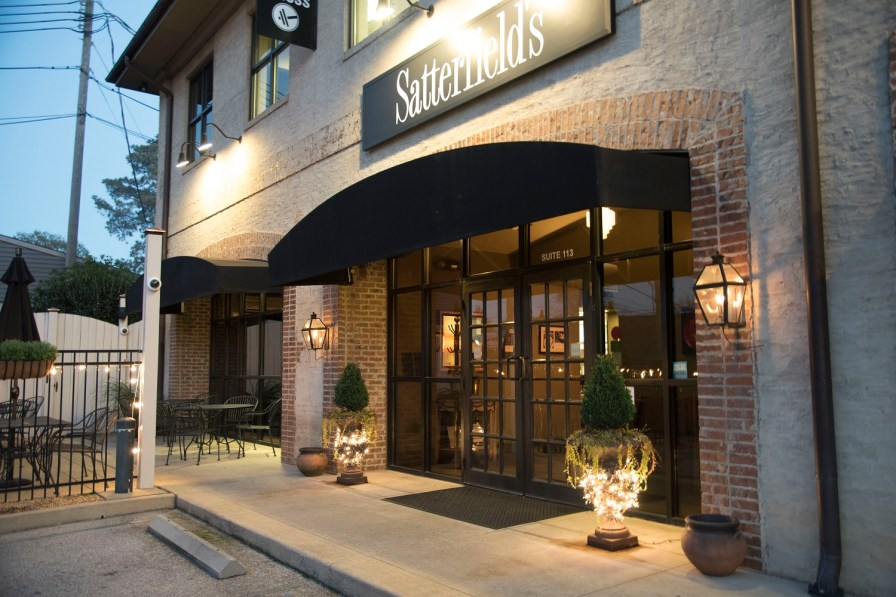Satterfield's is a fine dining restaurant with a family feel. (Brittany Faush / Alabama NewsCenter)
