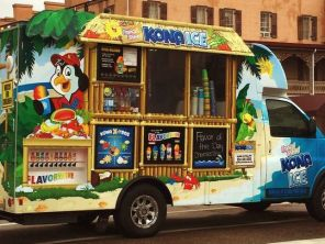 Kona Ice brings its cool treats to the Mash-Up. (contributed)