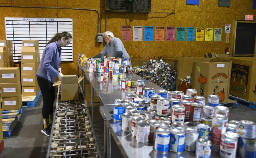 Much of the food wasted in the United States is perfect for human consumption. (Karim Shamsi-Basha / Alabama NewsCenter)