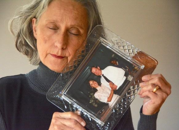 """Life was """"heaven on Earth"""" for Brenda and Chris Hall before his accident, Brenda Hall says. (Karim Shamsi-Basha / Alabama NewsCenter)"""