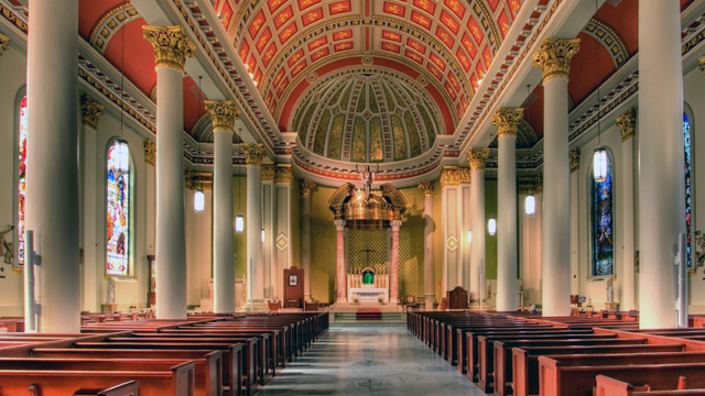 On this day in Alabama history: Cathedral in Mobile was dedicated
