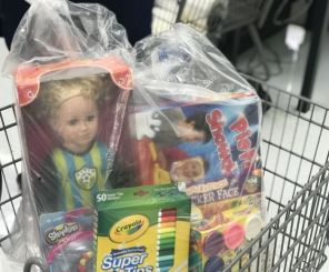 Wal-Mart stores set up dedicated registers for APSO shoppers. (Donna Cope/Alabama NewsCenter)