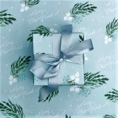 Giftwrap from Lovely Lettering. (Contributed)