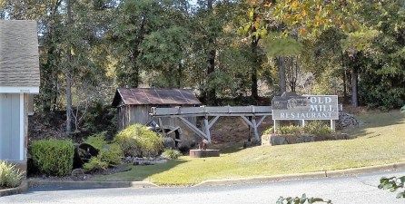 Old Mill Restaurant in Dothan