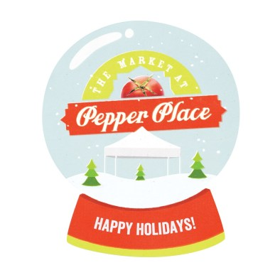 The Market at Pepper Place will end its regular season Saturday with a special indoor Holiday Market. (Contributed)