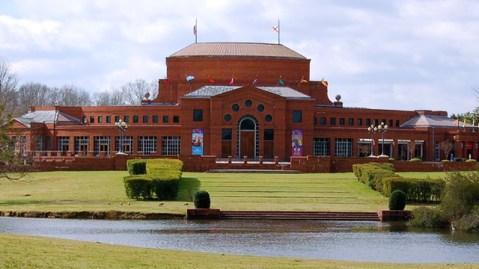 Alabama Shakespeare Festival. (file)