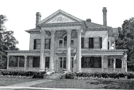 Bashinsky Home. (Courtesy of Melissa B. Tubbs)