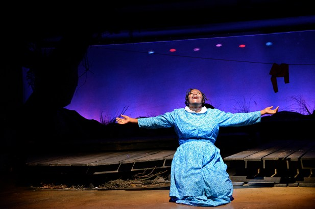 'The Color Purple' musical is Feb. 2-18 at the Red Mountain Theatre. (Stewart Edmonds)
