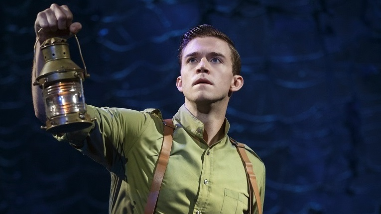 From UA to Broadway, Jake Boyd's acting career has soared