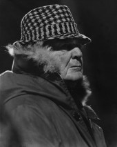 """Coach Paul """"Bear"""" Bryant at the 1982 Liberty Bowl, his final game and 323rd victory as Alabama's head coach. (Contributed)"""