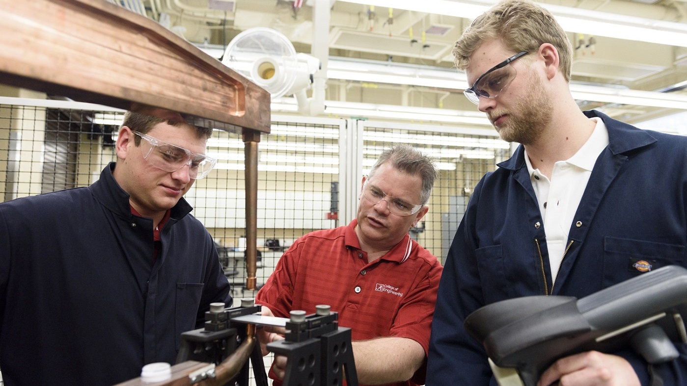 University of Alabama researchers seek spot-on way to weld super-strong steel