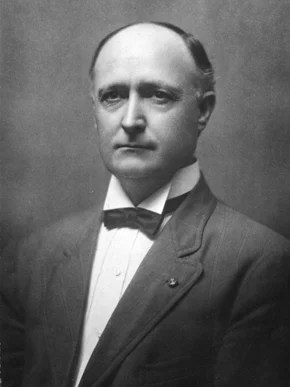 Thomas M. Owen (1866-1920) was a lawyer who began collecting the history of Alabama as a young man. He revived the Alabama Historical Society in 1898, and in 1901 founded the Alabama Department of Archives and History. Owen was a charter member of the Alabama Library Association and served as its first president. He wrote the first comprehensive history of Alabama, the four-volume History of Alabama and Dictionary of Alabama Biography. (From Encyclopedia of Alabama, courtesy of the Alabama Department of Archives and History)
