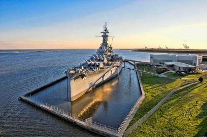 USS Alabama Battleship Memorial Park. (file)
