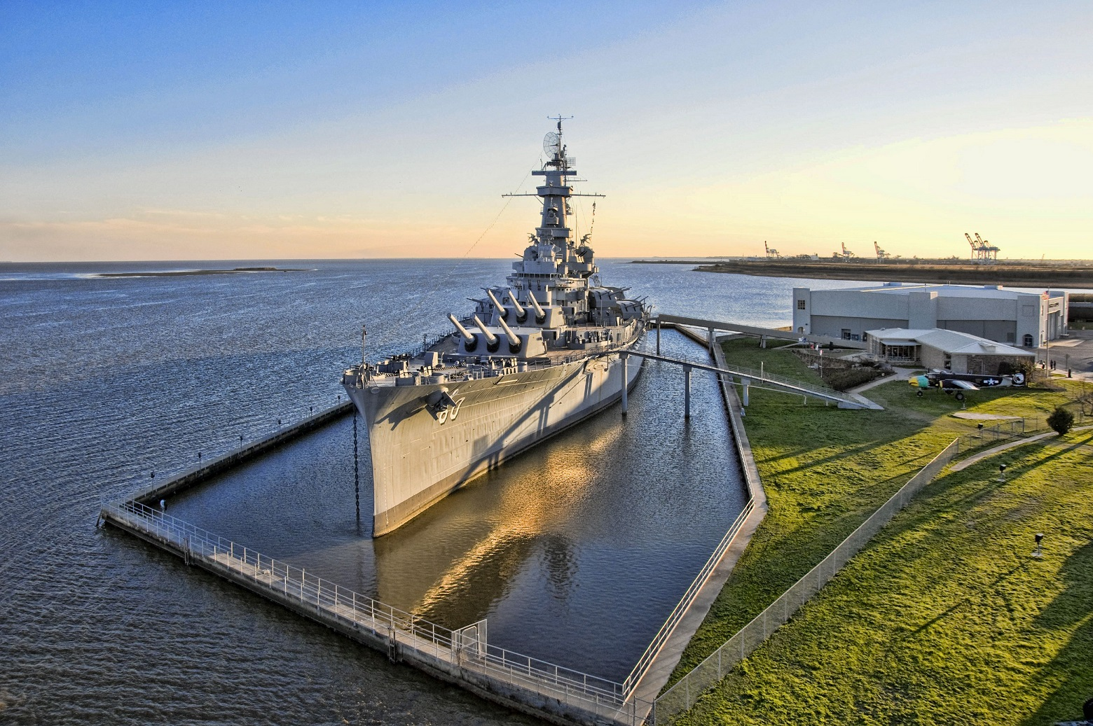 USS Alabama Battleship Memorial Park. (file)