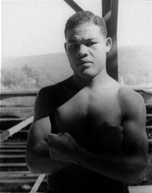 Portrait of Joe Louis, Sept. 15, 1941. (Photograph by Carl Van Vechten, Library of Congress Prints and Photographs Division)