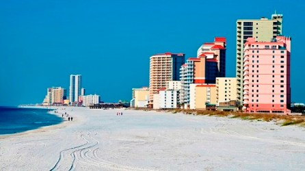 Baldwin County, with its Gulf Coast condos and affluent Mobile suburbs, has one of the state's highest median home sales prices. (iStock)