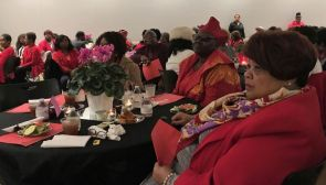 More than 200 seniors attended. (Donna Cope/Alabama NewsCenter)