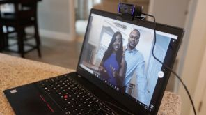Kristen and Deaushay, while recording their vlog, often share experiences and challenges from their own marriage. (Bruce Nix/Alabama NewsCenter)