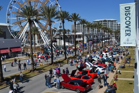 Enjoy a great weekend in Orange Beach at the Seafood Festival and Car Show. (Contributed)
