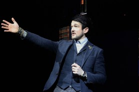Colin Cloud - The Deductionists. (Claudia James)