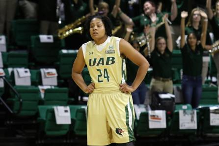 UAB women's basketball vs. Rice is Thursday, Feb. 15 at 6 p.m. at Bartow Arena. (Contributed)
