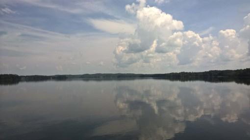 Lay Lake. (Erin Harney/Alabama NewsCenter)
