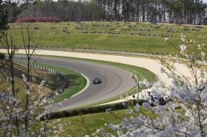 Fans watch spring IndyCar practice at Barber. (Barber Motorsports Park and Museum)