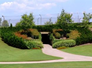 The infield entrance at Barber Motorsports Park. (Barber Motorsports Park and Museum)