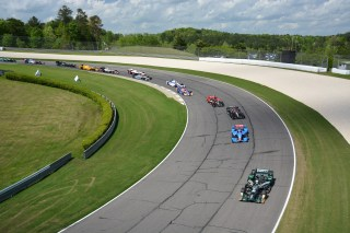 IndyCars are among Barber Motorsports' favorite guests. (Barber Motorsports Park and Museum)