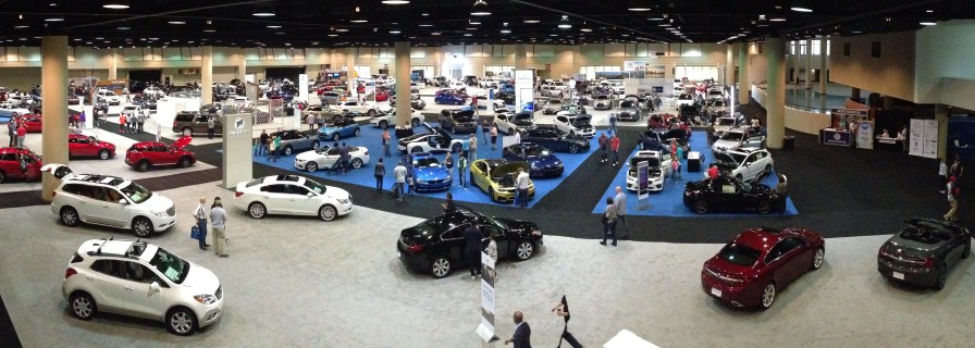 Talk to representatives, dealers and specialists from a variety of manufacturers at the Alabama Auto Show. (Contributed)