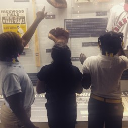 Educational exhibits and a special commemorative unveiling will celebrate the special day. Meet former players and enjoy music and bicycle tours. (Contributed)