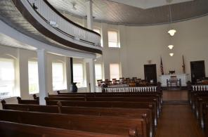 """The Monroe County Heritage Museum is in the former courthouse that inspired the one in """"To Kill a Mockingbird."""" (Michael Tomberlin / Alabama NewsCenter)"""