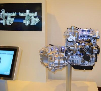 Hyundai's new Theta III engine will replace the current Theta II and will be built at Hyundai Motor Manufacturing Alabama. (Michael Tomberlin / Alabama NewsCenter)