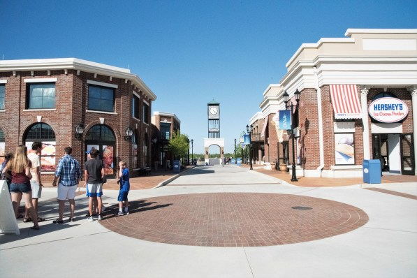 One of Foley's missions is to make itself more and more a destination for year-round tourism. (Brittany Faush/Alabama NewsCenter)