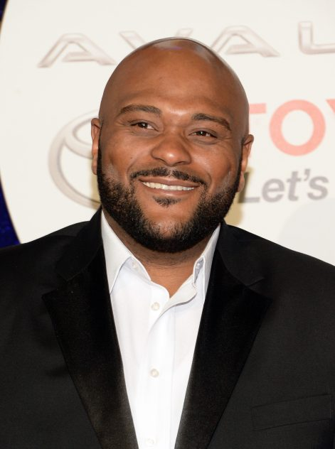 Singer Ruben Studdard attends the Soul Train Awards 2013 at the Orleans Arena on November 8, 2013 in Las Vegas, Nevada. (Photo by Jason Kempin/Getty Images for BET)
