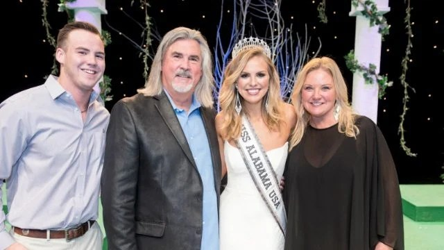 Miss Alabama USA, Hannah Brown, hopes to bring joy to the lives of others