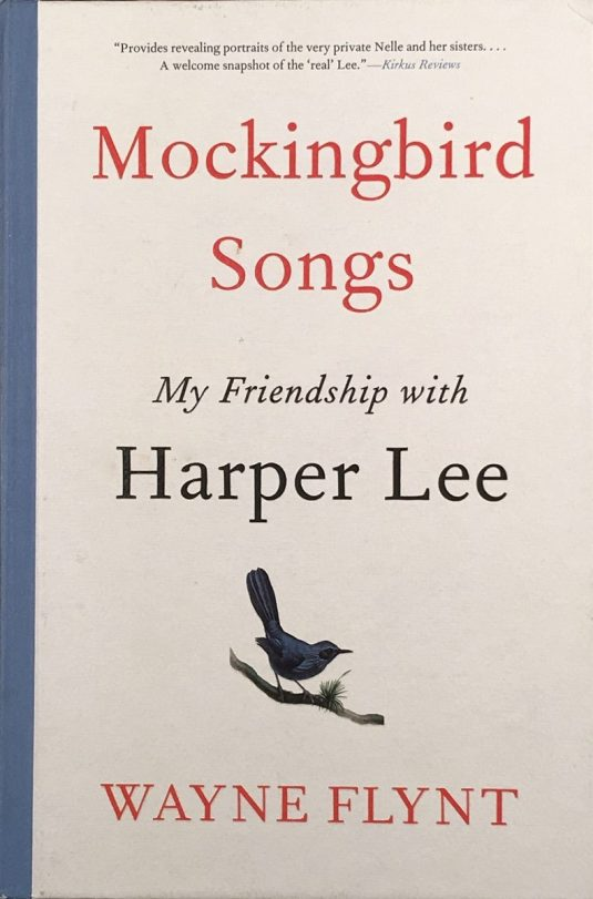 "Wayne Flynt's latest book, ""Mockingbird Songs."" (contributed)"