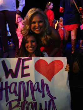 Hannah Brown, Miss Alabama USA. (Photograph courtesy of Hannah Brown)