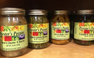 Canned vegetables can be purchased, too. (Keisa Sharpe/Alabama NewsCenter)